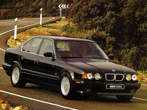 1995 BMW 540