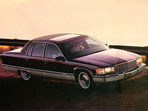 1996 Lincoln Town Car Expert Reviews Specs And Photos Cars Com