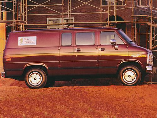 1995 Chevrolet Van