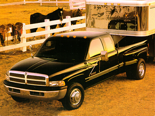 1995 Dodge Ram 3500