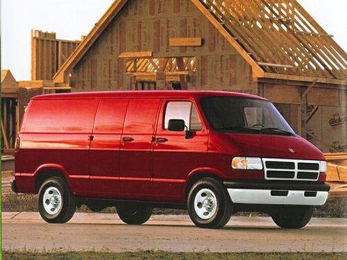1995 dodge ram van trim levels configurations at a. Black Bedroom Furniture Sets. Home Design Ideas