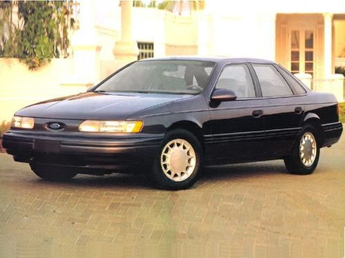 Ford Taurus Sedan Models Price Specs Reviews  Carscom