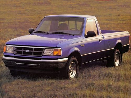 1995 ford ranger specs pictures trims colors. Black Bedroom Furniture Sets. Home Design Ideas
