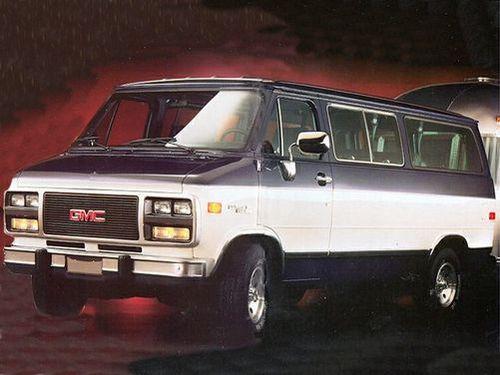 1995 GMC Rally Wagon