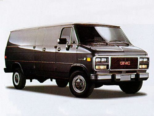 1994 GMC Vandura