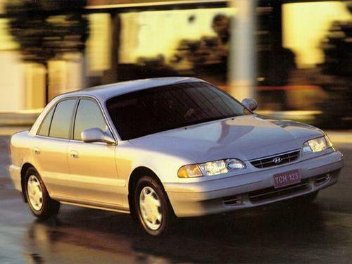 1995 Hyundai Sonata