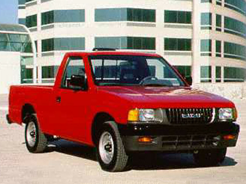 1995 isuzu pickup overview. Black Bedroom Furniture Sets. Home Design Ideas