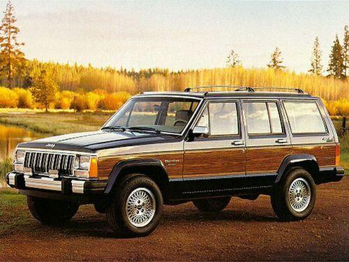 Cherokee 4dr Sedan