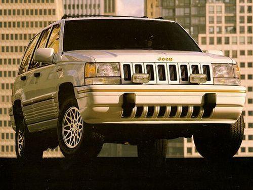 1995 Jeep Grand Cherokee