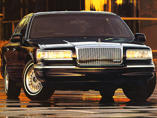 1995 lincoln town car consumer reviews. Black Bedroom Furniture Sets. Home Design Ideas