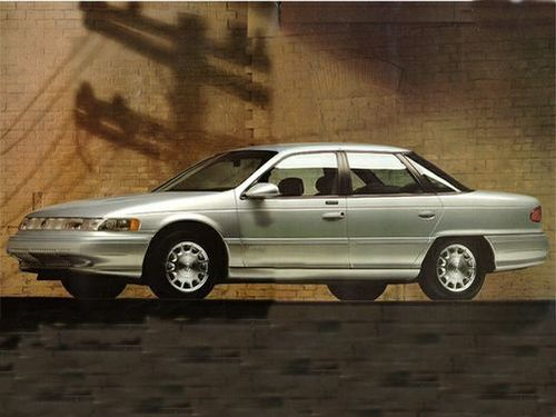 1995 mercury sable specs pictures trims colors. Black Bedroom Furniture Sets. Home Design Ideas