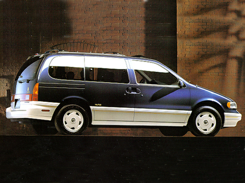 1995 Mercury Villager