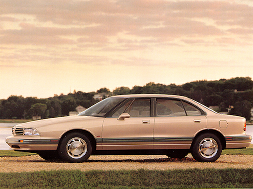 1995 Oldsmobile Eighty-Eight
