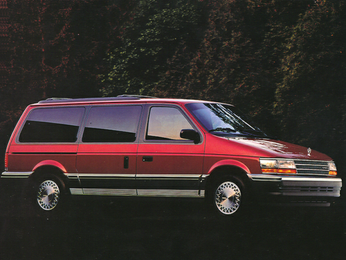 1995 Plymouth Grand Voyager