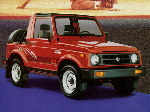 1995 Suzuki Samurai