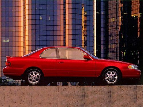 1995 toyota camry specs pictures trims colors. Black Bedroom Furniture Sets. Home Design Ideas