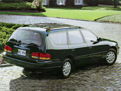 1995 toyota camry overview. Black Bedroom Furniture Sets. Home Design Ideas