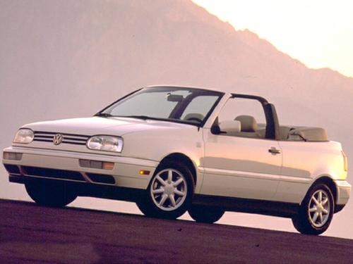 1995 Volkswagen Cabrio