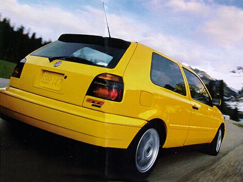 1995 Volkswagen GTI