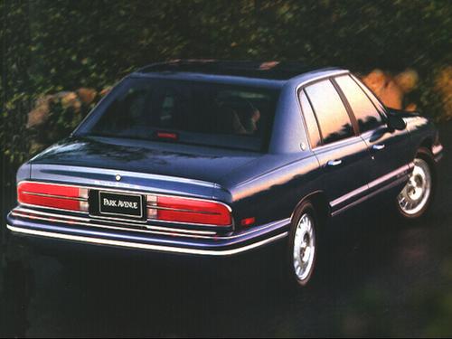 1996 Buick Park Avenue Overview | Cars.com