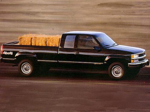 1997 Chevrolet 3500