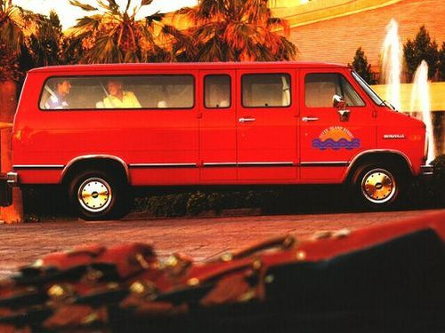 1995 Chevrolet Sportvan