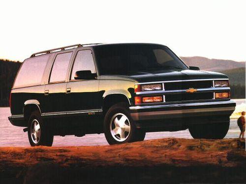 1997 Chevrolet Suburban 1500
