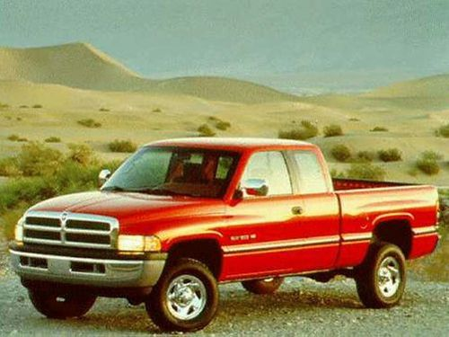 1996 Dodge Ram 1500 Recalls