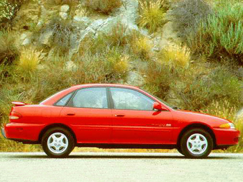 1996 Eagle Summit
