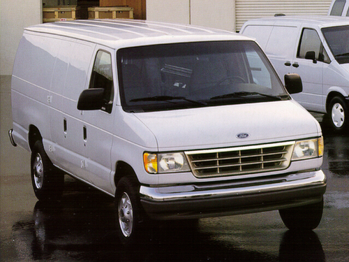 1997 Ford E150