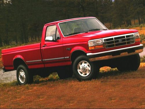 1996 ford f 250 specs pictures trims colors. Black Bedroom Furniture Sets. Home Design Ideas