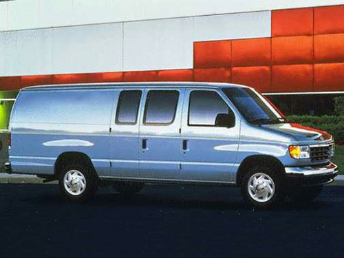 1996 Ford E350