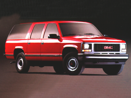 1996 GMC Suburban