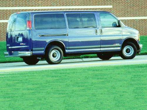 1996 GMC Savana 2500