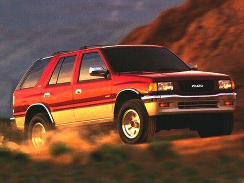 1997 Isuzu Rodeo