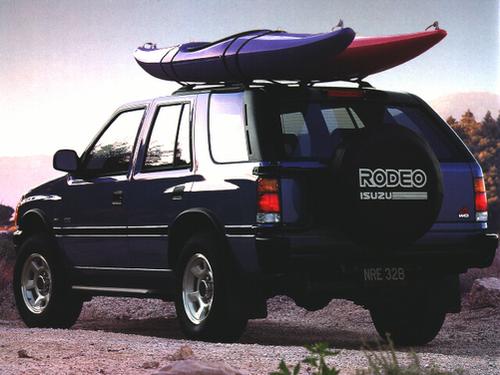 1996 Isuzu Rodeo