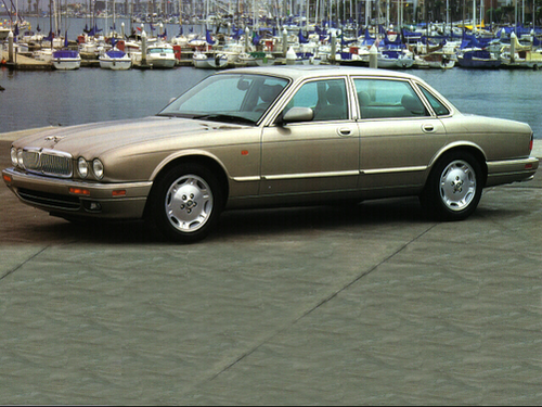 1997 jaguar xj6 overview. Black Bedroom Furniture Sets. Home Design Ideas
