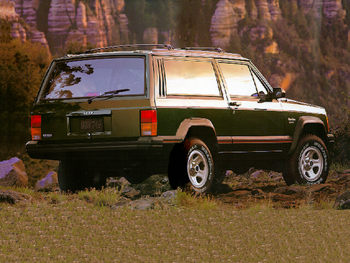 1996 jeep cherokee overview. Black Bedroom Furniture Sets. Home Design Ideas