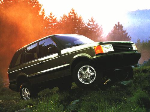 1997 Land Rover Range Rover