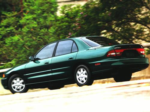 1996 Mitsubishi Galant