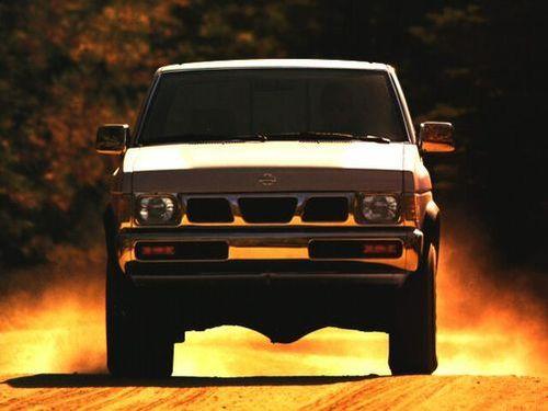 1997 Nissan 4x4 Truck