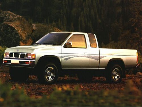 1997 nissan pickup overview. Black Bedroom Furniture Sets. Home Design Ideas
