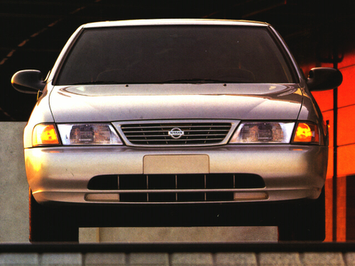 1997 Nissan Sentra