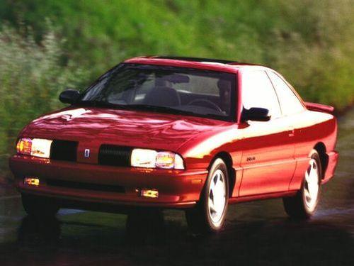 1996 Oldsmobile Achieva