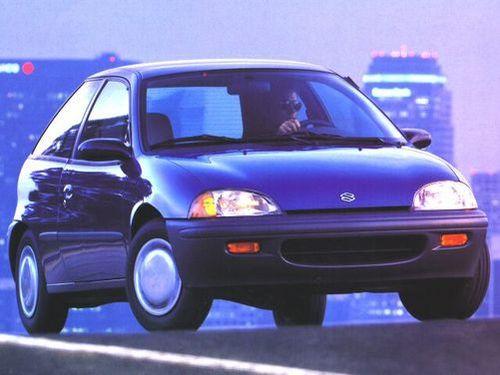 1997 Suzuki Swift