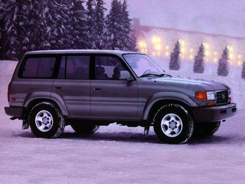 1996 Toyota Land Cruiser