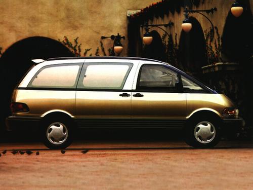 1996 Toyota Previa