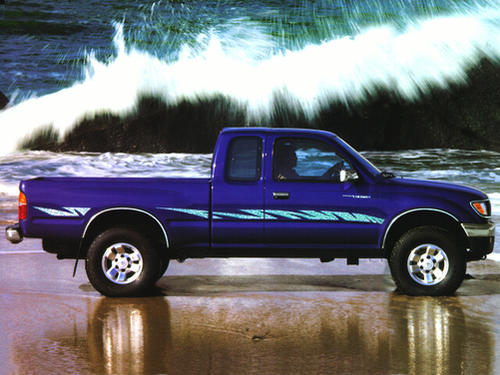 1996 toyota tacoma overview. Black Bedroom Furniture Sets. Home Design Ideas
