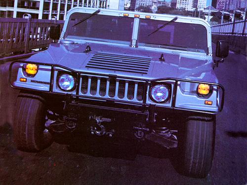 1996 Am General Hummer