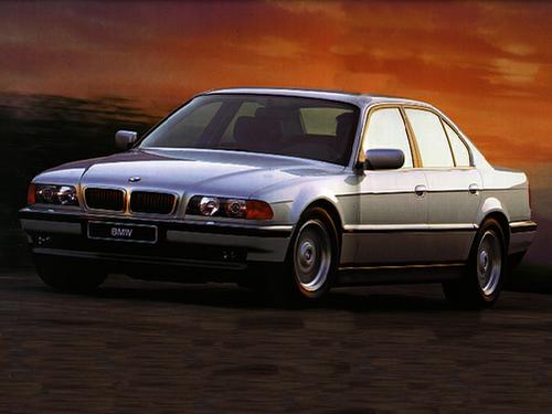 1997 BMW 750